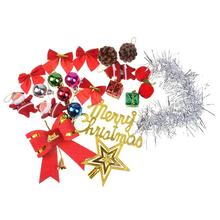 Christmas Gift Tree Pendant Pack 15pcs Pendants Big Size