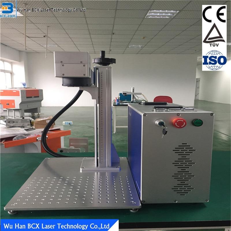 Factory price 20W 30W 50W fiber laser marking machine for metal