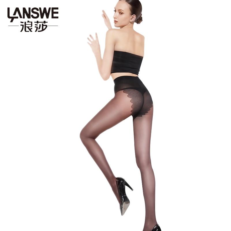 """Seksualios Bikini tarpkojo pėdkelnės """"Super Elastic"""" vasariškos moteriškos pėdkelnės ypač plonos pėdkelnių languose"""