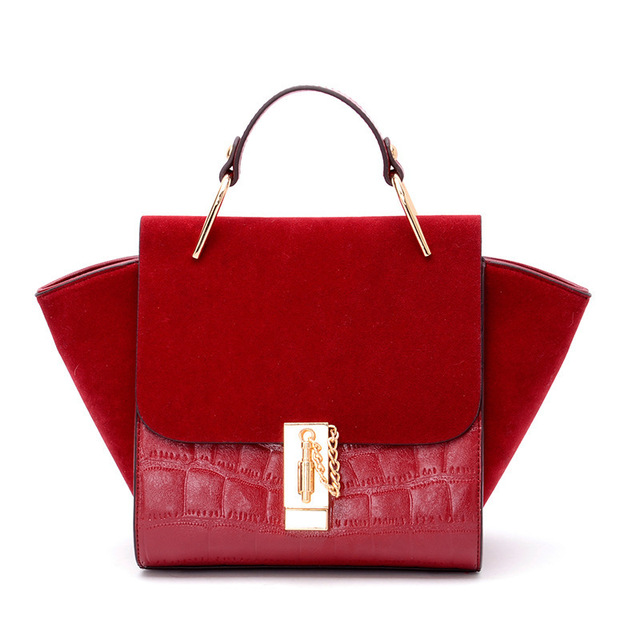 Trapeze Bag Women Tote Messenger Bags Fashion Women Handbags Bolsas Mujer Vintage Women PU Leather Handbags