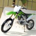 Бесплатная Доставка Мотоцикл Конструкторы Kawasaki KX 450F Велосипед Грязи Макс 1/12 Масштаб Литья Под Давлением Металл Мотоциклов Модель Игрушки Для Подарка/дети