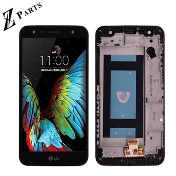 Original Für LG M320 LCD Display mit Touch Screen Digitizer Montage Mit Rahmen Kostenloser versand