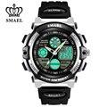 SMAEL Led-anzeige Digitale Kinder Uhr 50M Wasserdicht Kinder Sport Uhren Multifunktions Quarz Jungen/Mädchen Studenten Armbanduhr