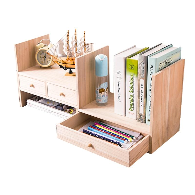 Rangement Kids De Cocina Meuble Para Libro Mueble Oficina Boekenkast Estanteria Madera Decoration Book Furniture Bookshelf Case ...