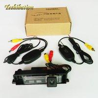 Yeshibation Car Rear Camera For Toyota iQ (KGJ10) Scion iQ Reversing Park Camera High Definition License Plate Light DIY
