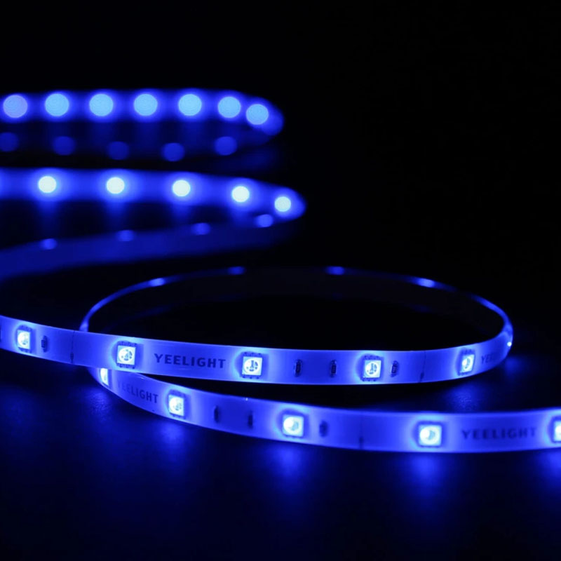 Image 2 - Original Xiaomi Yeelight Smart Light Strip Plus LED Light Band  Remote Control by Smart Home APP Extendable Support StitchingSmart  Remote Control
