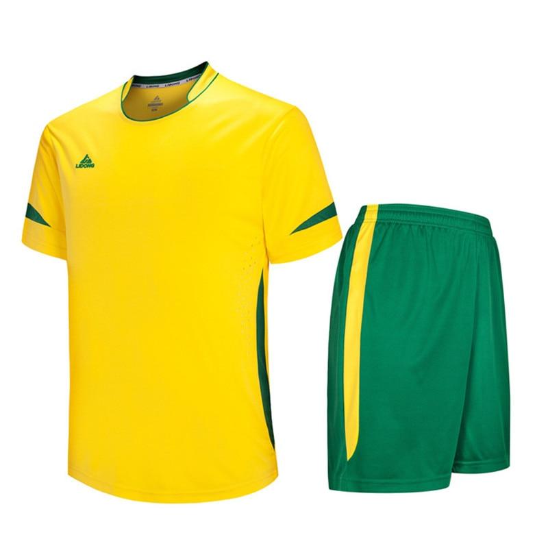 timeless design 2824d 9189e Youth Kids Soccer Jerseys Set Men's 2019 Survetement Football Kits Boys  Child Futbol Training Sport Suit Team Uniforms DIY Print