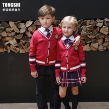 Fábrica profesional de suministro de la escuela primaria uniforme de la  escuela traje para niños y 1642a53e60e81
