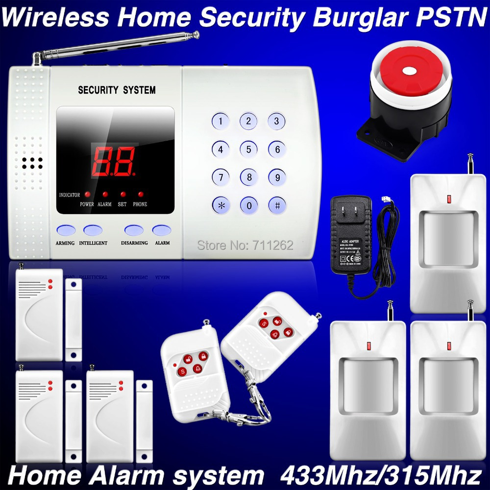 Online buy wholesale voice dialer from china voice dialer for Buy house alarm system