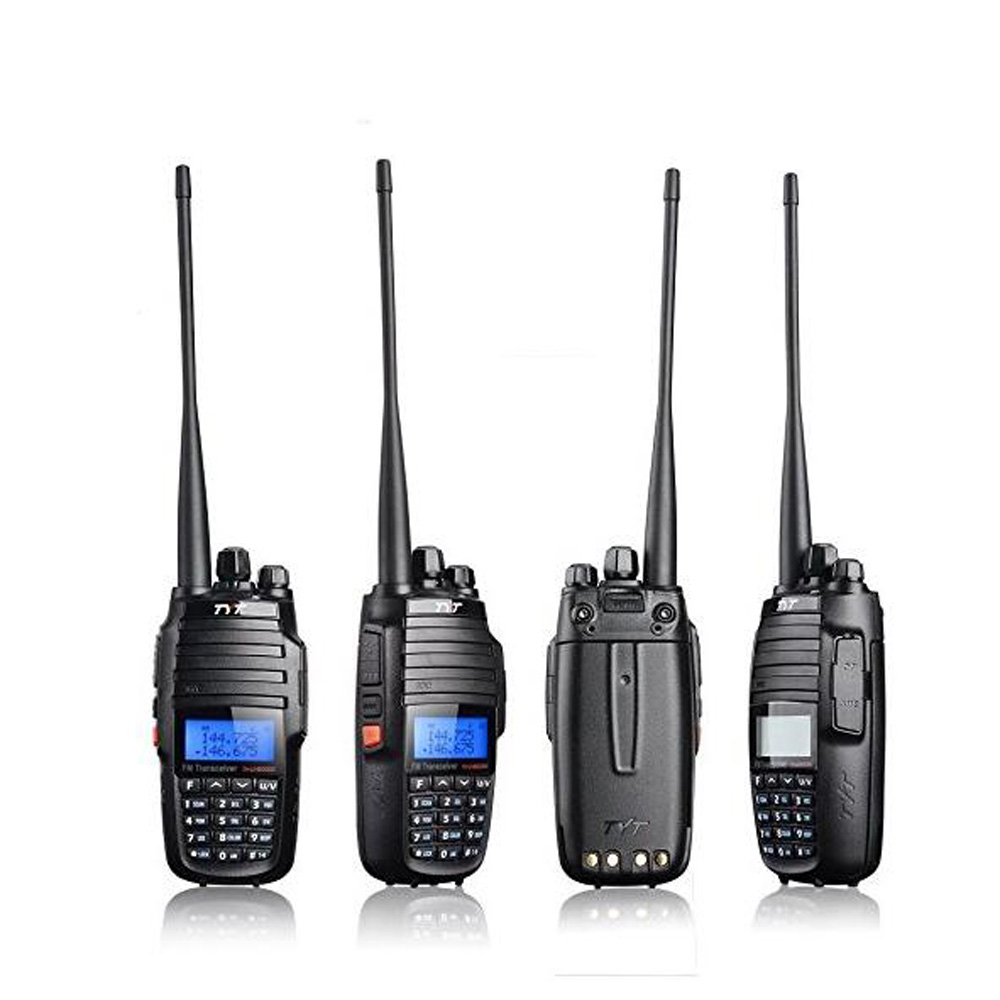 Wholasale Customer 20pcs/lotNew Cross Band Repeater VHF UHF TYT TH-UV8000D Amateur Radio 10W Long Range Walkie Talkie 10 KM