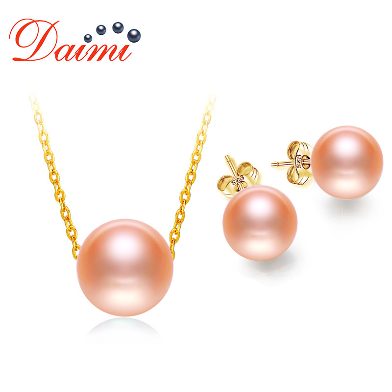 PRESALE DAIMI Jewelry Sets Dainty Choker Necklace For Women 925 Silver Cultured Freshwater Pearl Jewelry Single Floating PearlPRESALE DAIMI Jewelry Sets Dainty Choker Necklace For Women 925 Silver Cultured Freshwater Pearl Jewelry Single Floating Pearl