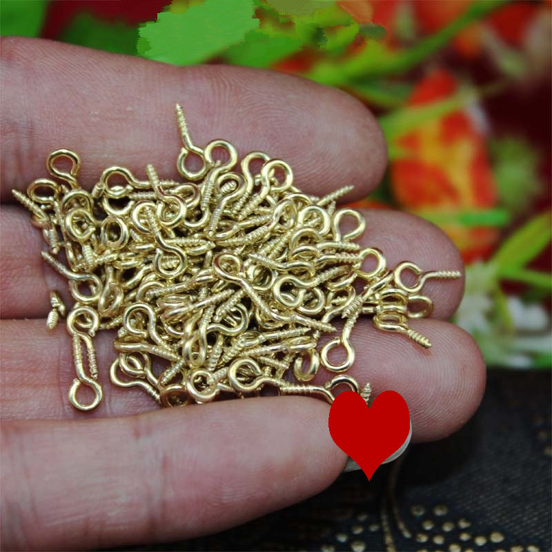 9mm Gold Metal Small Mini Eye Pins Eyepins Hooks Eyelets Screw Clasps Jewelry Findings Threaded Hardware,500Pcs alkaline water ionizer hk 8018 with 2 pre filters and 1 inside filter