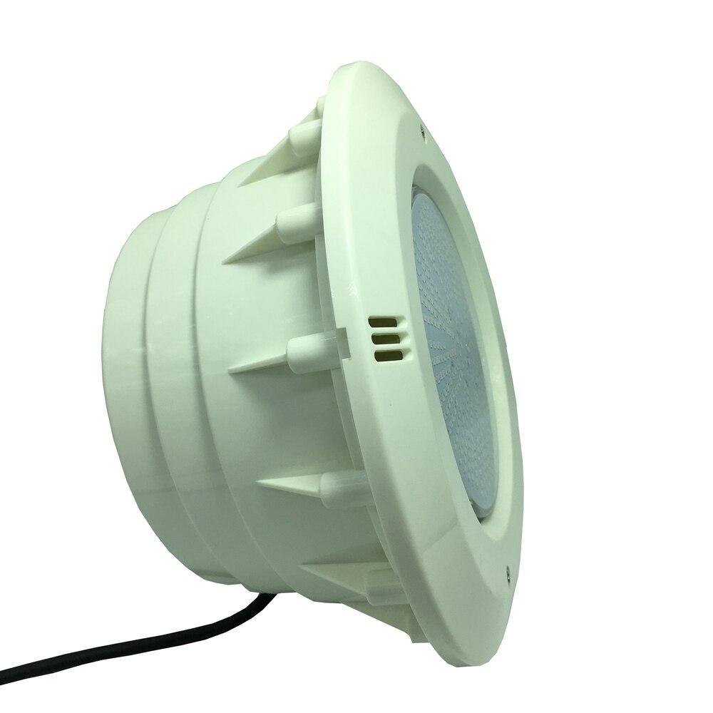 kit de lampada led piscina 18 w 25 36 resina cheia par 56 rgb lampada piscina