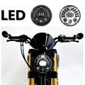 "Adaptive LED Headlights Model 8790 Adaptive 7"" Round Motorcycle LED Headlights ( Fast Free Shipping )"