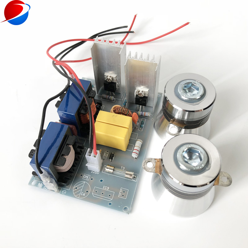 Generator, PCB, Transducers, Controller, Power, Driving