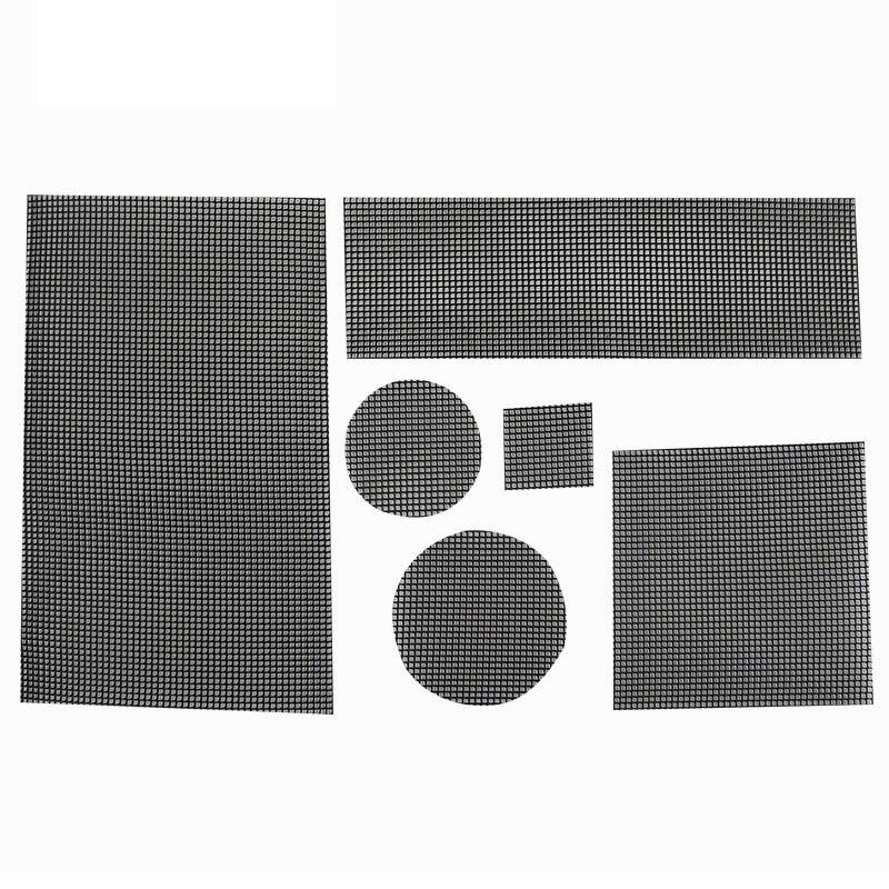 Breathable Gasket Plastic Anti-corrosion Net Multifunction Leak-proof Flower Pot Hole Mesh Pad Bonsai Pot Bottom Grid Mat