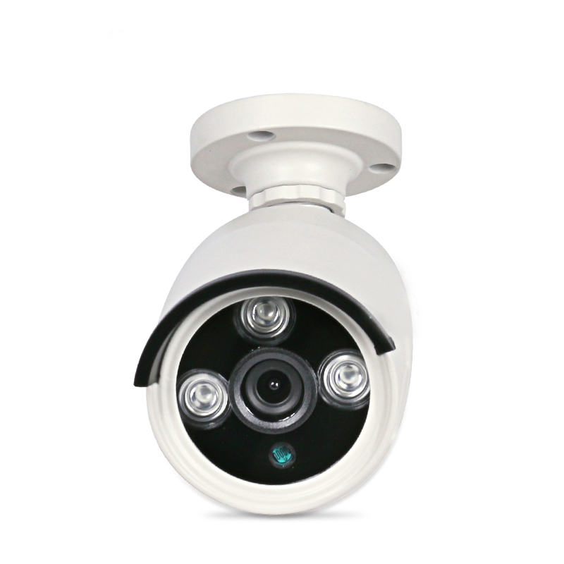 Camera CCTV 3PCS Array LED Waterproof Outdoor Surveillance IP Camera FULL HD 1080P 2MP HI3516C SONY