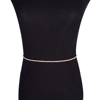 Sexy Waist Sequins Body Chain2