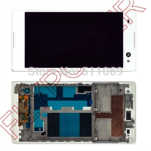 Подробнее о For SONY for Xperia C3 S55T LCD Screen Display with Touch Screen Digitizer Assembly+frame by free shipping; White; 100% warranty for sony xperia t3 m50w d5102 d5103 d5106 lcd display with touch digitizer frame assembly by free shipping white