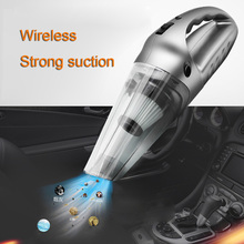 12V 120W Cordless Hand Held Vacuum Cleaner Small Mini Portable Car Auto Home Wireless R-6052