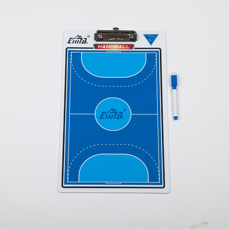 CIMA Handball Coaching Board With Pen Handball Coach Clipboard Set Tactical Plate Sports Referee Equimpment Wholesale