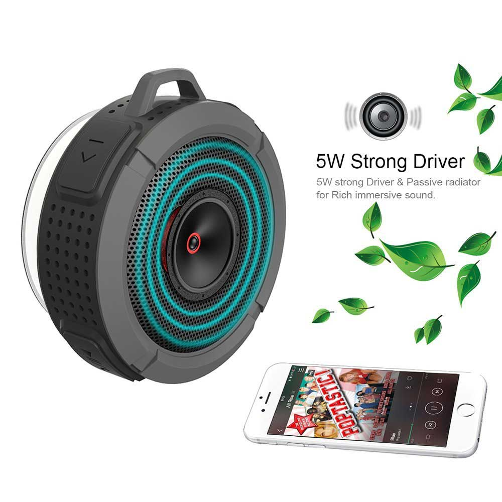 Kobwa-Waterproof-C6-Bluetooth-Speaker-Portable-Mini-Stereo-Handsfree-Suction-Cup-Hook-Up-Outdoor-Sport-Shower (2)