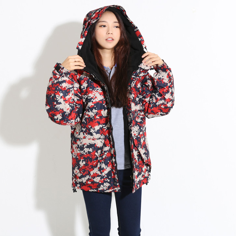 Newest Edition Southplay Winter Waterproof 10 000mm Warming RED Military font b Jacket b font
