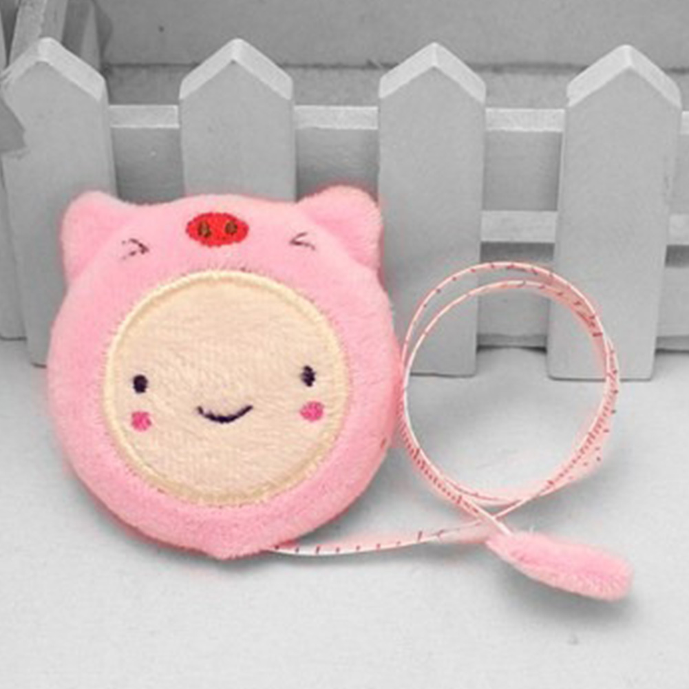Measure Plush Ruler Home Portable Retractable Tape Soft Cartoon 1.5m Cute Lovely Mini Sewing Tool Practical