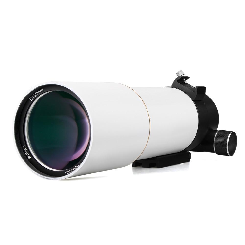 SVBONY 2 inch 90500 Refractor Astronomical F5.5 Telescope OTA Monocular for Astrophotography Visual Observers SV48 F9341B цена