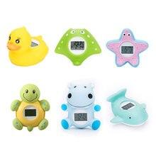 Детский термометр для ванны, бытовой для детей, ванна для бассейна, Безопасный термометр с сигнализацией температуры, термометры для воды
