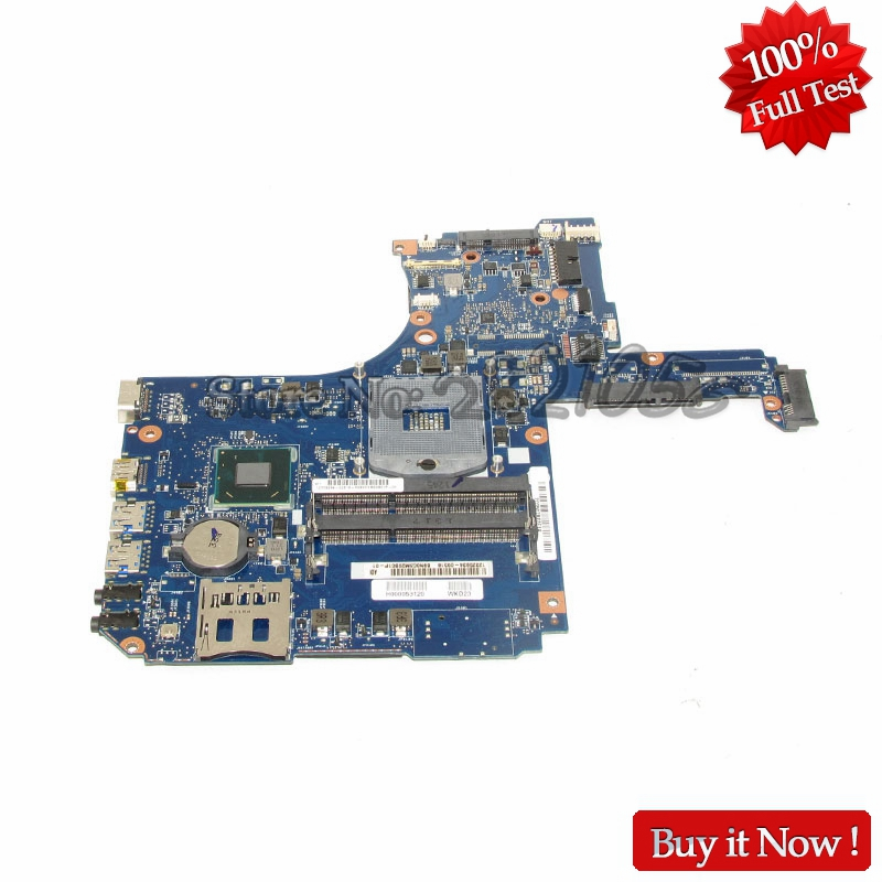 NOKOTION H000053120 Notebook PC Main board For Toshiba Satellite L50 L50-A P50 laptop motherboard HD4000 HM76 DDR3 h000046310 laptop motherboard for toshiba satellite c875 hm76 gma hd4000 ddr3