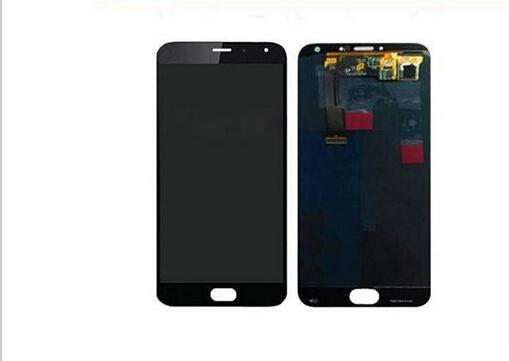 Amoled para meizu mx5 m575m m575u display lcd com toque de vidro digitador assembléia peças de reposição