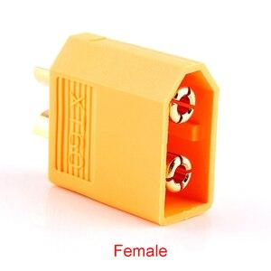 Image 3 - XT60 Connectors,100 Stks/partij XT60 XT 60 Mannelijke Vrouwelijke Bullet Connectors Pluggen Voor Rc Lipo Batterij