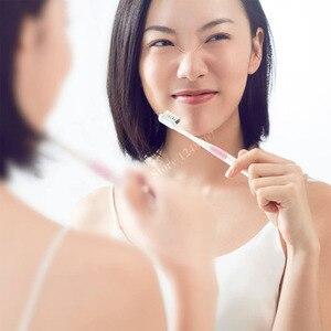 Image 4 - Youpin בס שיטת שן מברשת 4 צבעים/סט לא נסיעות תיבת מברשת שיניים מלאי מוכן