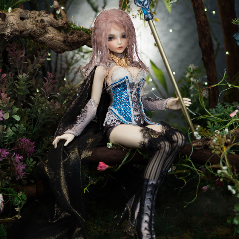Fairyline Sircca 1/4 bjd sd dolls model reborn girls boys eyes High Quality toys Quality toys soom fl doll wigs