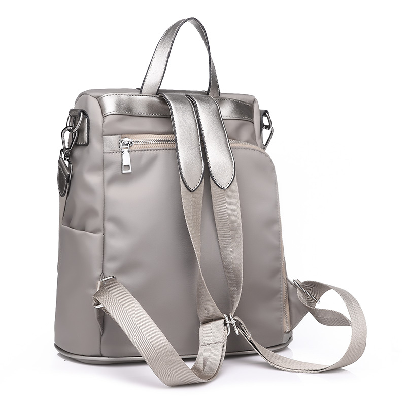 Anti-theft School Bag for Girls Multifunction Waterproof Women's Backpack