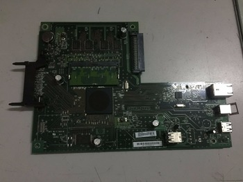 Ce859-60001 ce859 logic main board for hp cp3525n 3525dn printer with network Ce859-60001