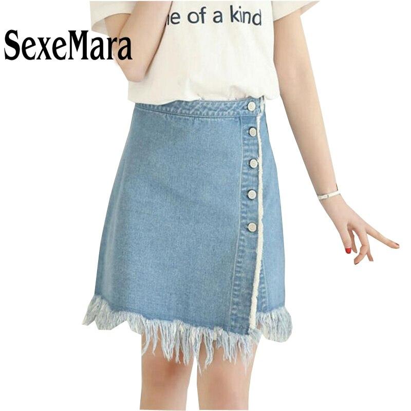 Online Get Cheap Denim Mini Skirts -Aliexpress.com | Alibaba Group