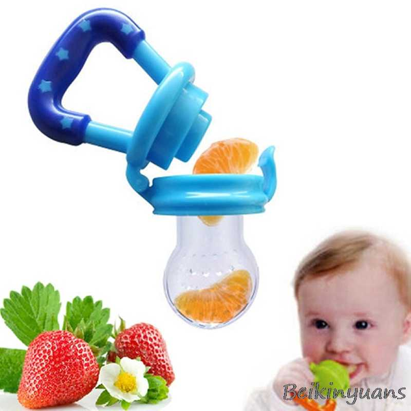 Children's fresh fruit feeder baby fruit and vegetable music children's food feeding safe non-toxic complementary food baby