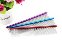 High Quality Professional Steel Grooming Dog Comb