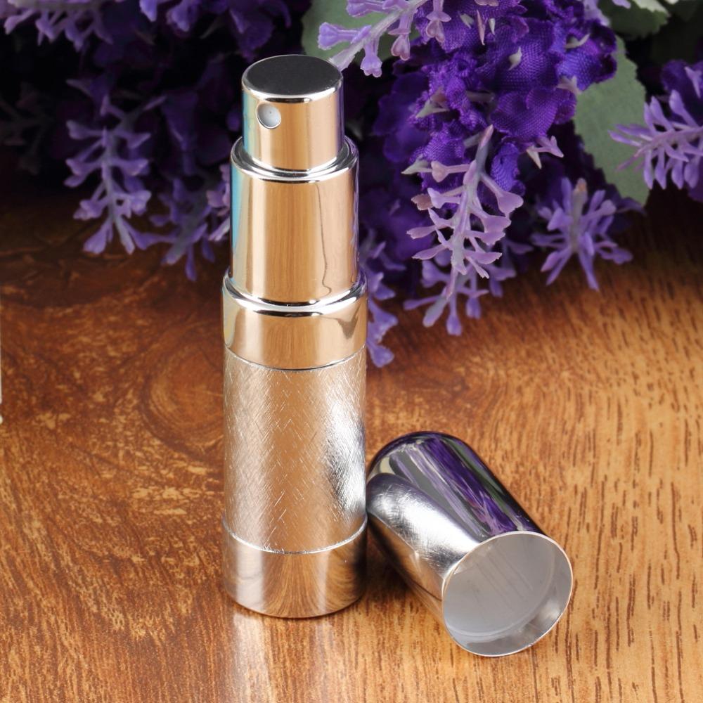 Top Qualidade!!! Prático Viagem Recarregável Mini Frasco de Perfume Atomizador Pulverizador 6 ml
