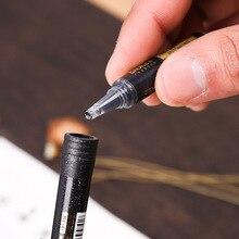 Black Ink Pigment Ink Refill for Penmanship Calligraphy Pen Refillable Pigment Ink Brush Marker Marker Sketch Drawing Marker
