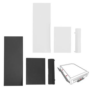 3Pcs Replacement Memory Card Door Slot Cover Lids for Nintendo Wii Game Console Replace Case For Nintendo Card Cover