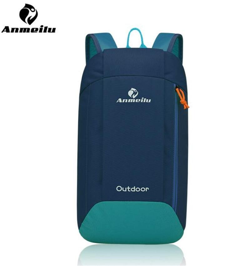 7bc2937cb18c ANMEILU 15L Foldable Backpack Waterproof Cycling Backpack Travel Hiking Bag  Stuff Sack Climbing Rucksack Backpack Outdoor Bag