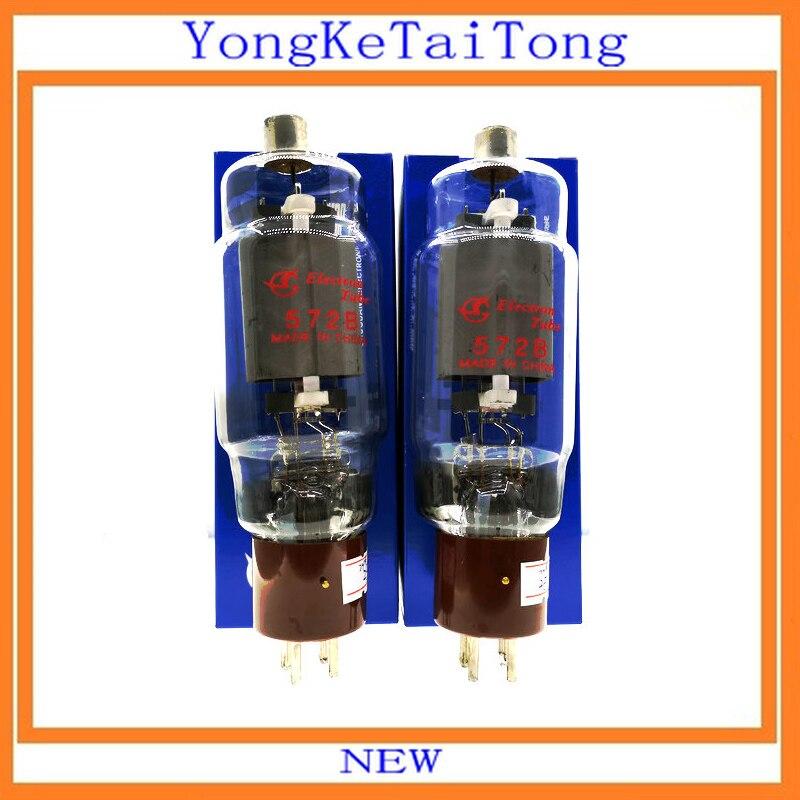 2 PCS/Lot 572 Shuguang HIFI Tube 572B bricolage HIFI