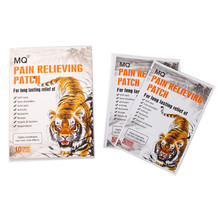 MQ 10 Pieces/2Bags / Box Herbal Chinese Medical Plaster far ir treatment Pain Relief  Patch Health Care Product