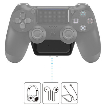 5 0 Bluetooth Adapter For Sony Ps4 Playstation 4 Gamepad Connect With Wireless Audio Bluetooth Headset Receiver Converter Buy At The Price Of 16 66 In Aliexpress Com Imall Com