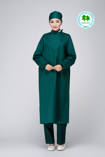 2015 OEM surgical gown surgical outfit medical uniform surgery ...