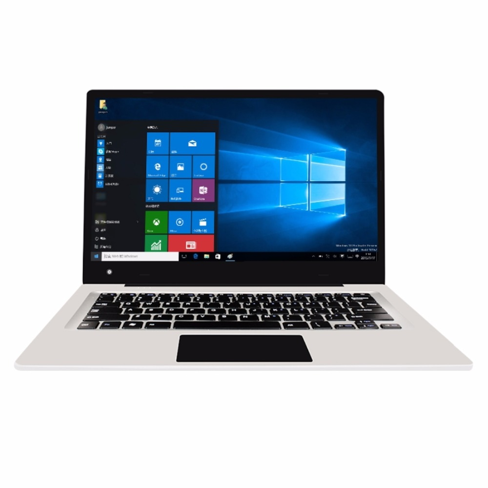 Jumper EZbook 3S Laptop 14 inch 6GB 256GB 10000mAh Battery Windows 10 Intel Apollo Lake N3450