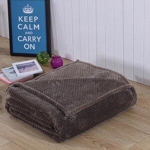 Image 4 - CAMMITEVER, 5 tamaños 100%, suave manta de cama Premium, cómodas mantas, cama cálida, sofá, camas cómodas